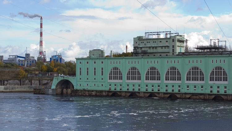 ГЭС им. В. И. Ленина