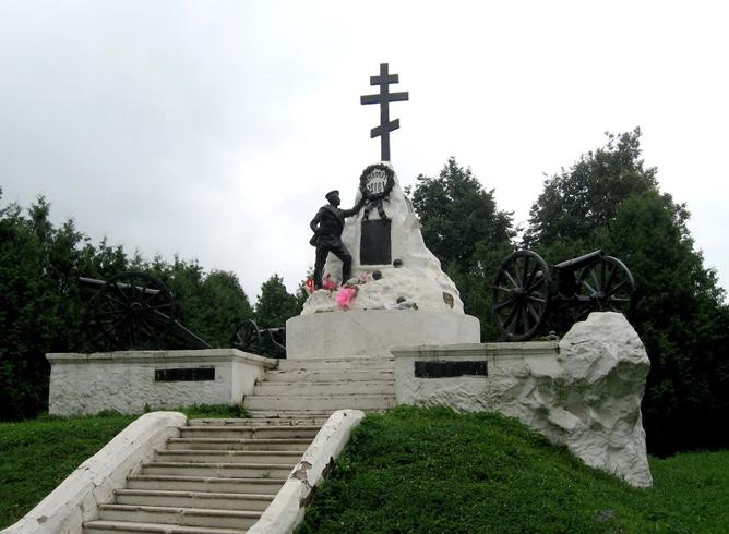 Памятник героям сражения 1812 г