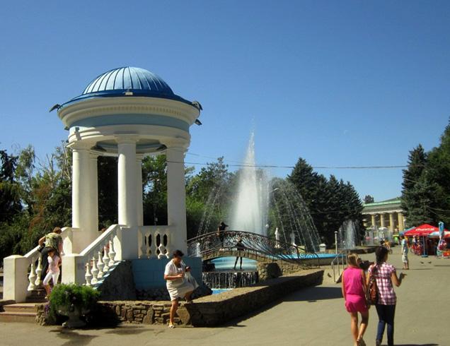 Парк «Гидростроитель»