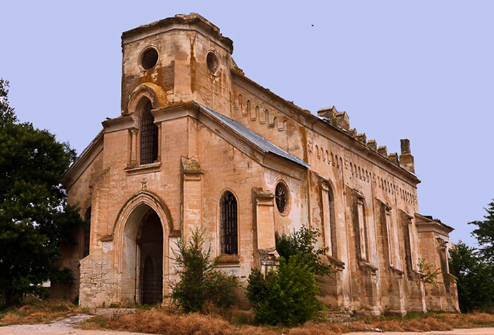 Мужской монастырь Христа Спасителя
