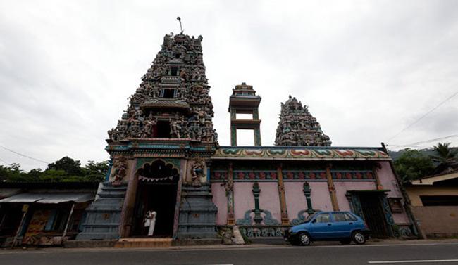 Храм Ганешан