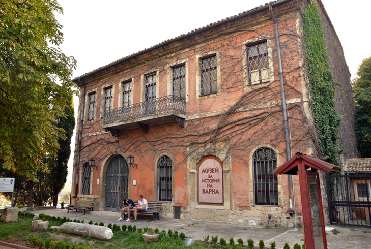 Музей истории Варны