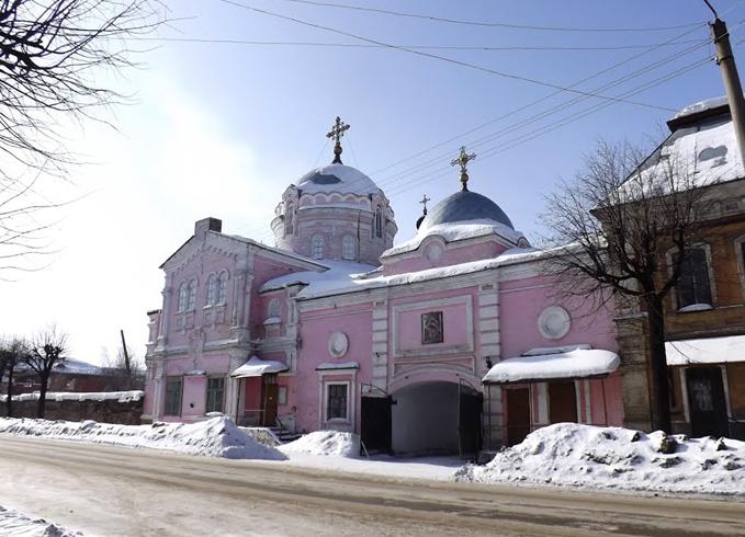 Христорождественский Слободской женский монастырь