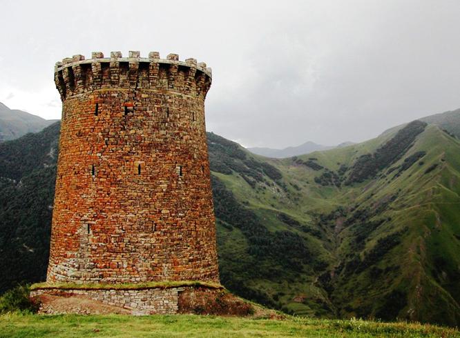 Ицаринская башня
