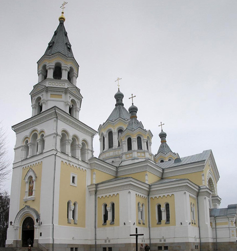 Кафедральный Спасо-Преображенский собор