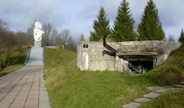 Мемориальный комплекс «Ильинские рубежи»