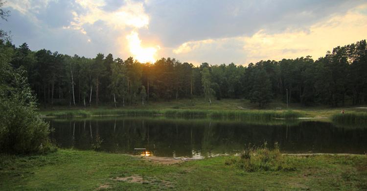 Озеро «Рабиги»