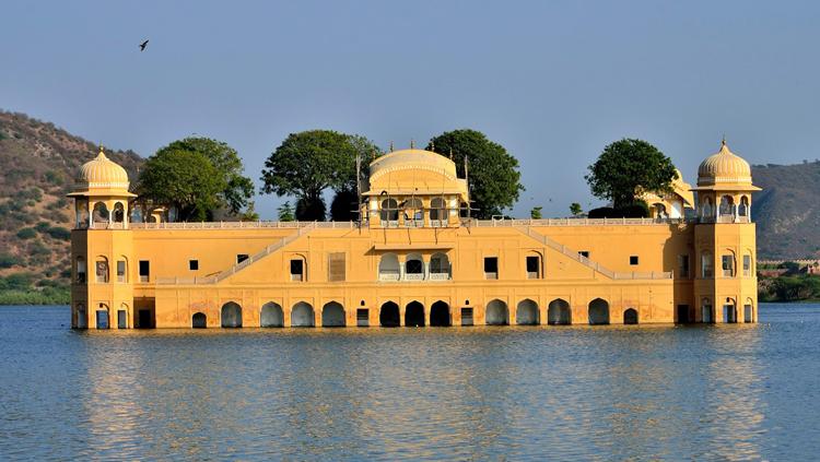 Джал-Махал – Дворец на воде
