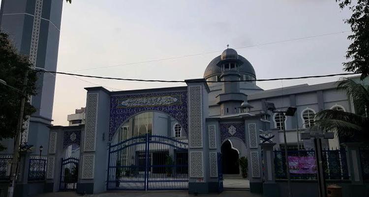 Мечеть Кампунг Бару