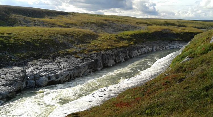 Верхне-Карский каньон