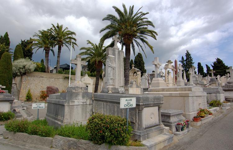 Кладбище дю Гран Жас