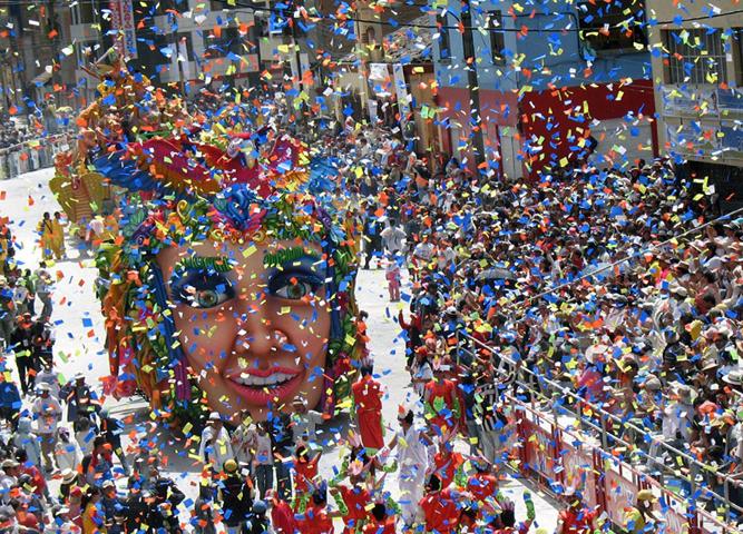 Карнавал в Кадисе