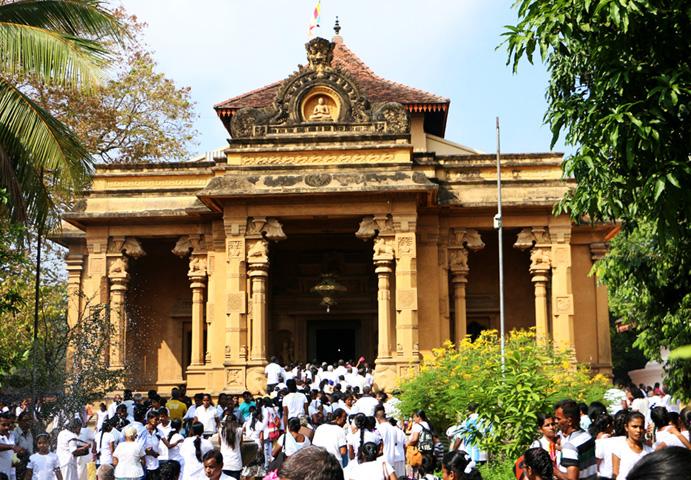 Храм Келания Раджа Маха Вихара