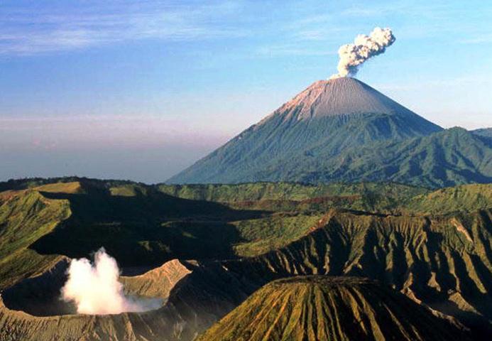 Вулкан Кинтамани