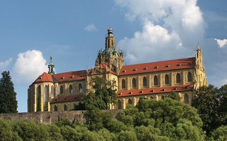 Кладрубский монастырь