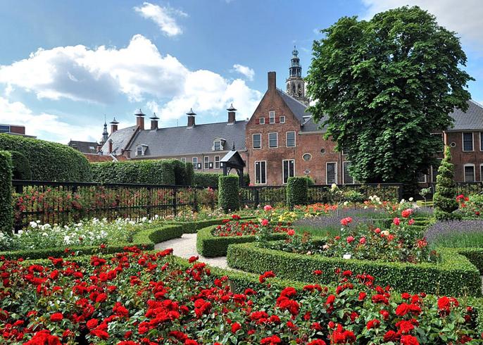 Княжеский сад