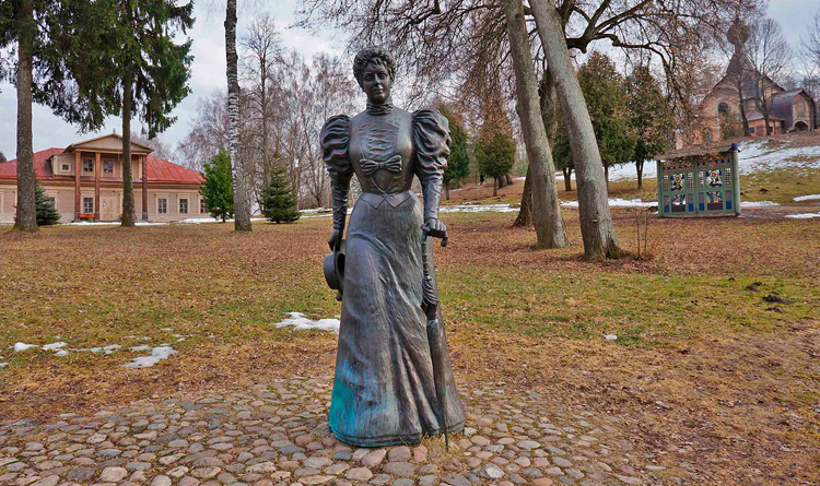 Памятник княгине Марии Тенишевой