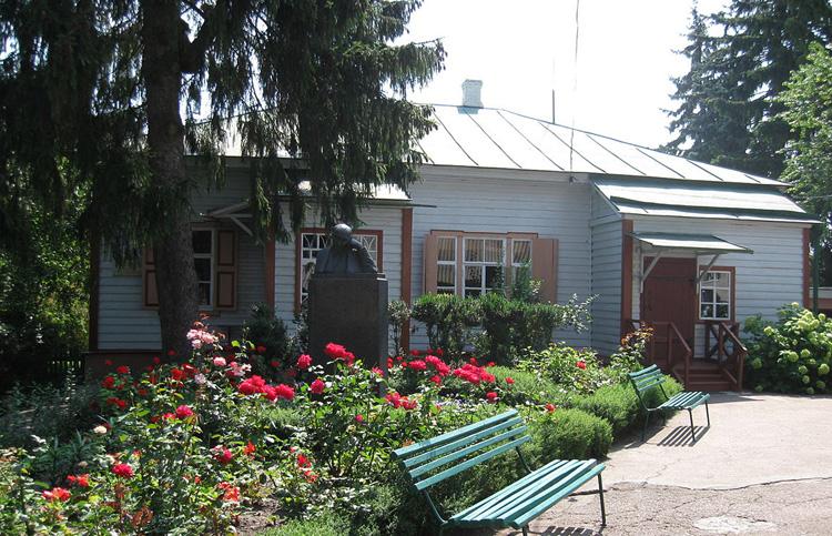Дом-музей М. Коцюбинского