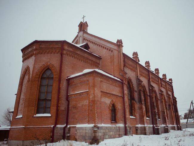 Костёл Святого Антония Падуанского