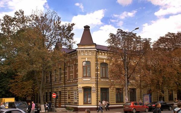 Хмельницкий областной художественный музей