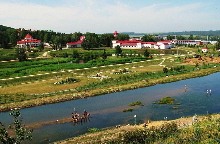 Курорт Красноусольский