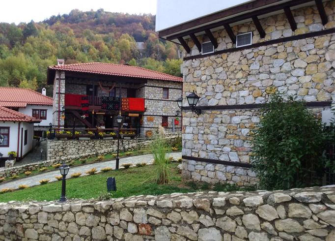 Этно комплекс «Macedonian Village»
