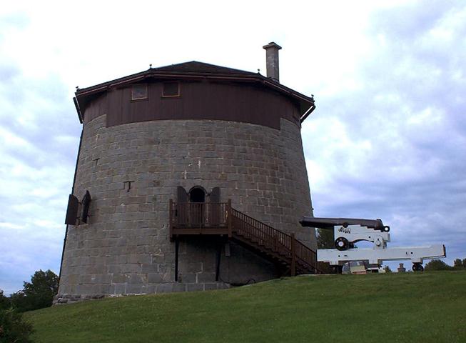 Башня Мартелло 1