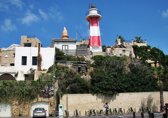 Яффский маяк