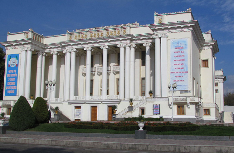 Академический театр оперы и балета имени Садриддина Айни