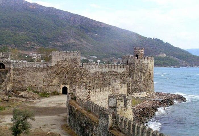 Руины хеттской крепости
