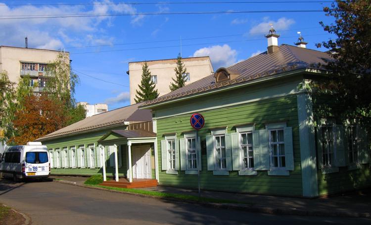 Мемориальный Дом – музей С.Т.Аксакова