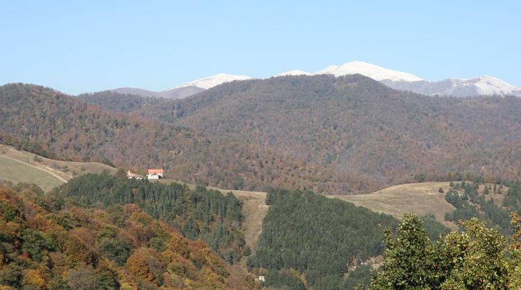 Горы Малого Кавказа