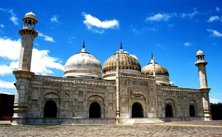 Жемчужная мечеть