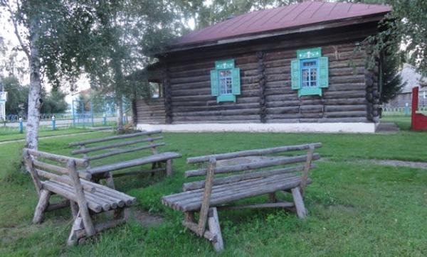 Дом-музей«Алтайскийаил»