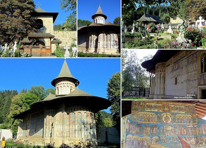 Монастыри Южной Буковины