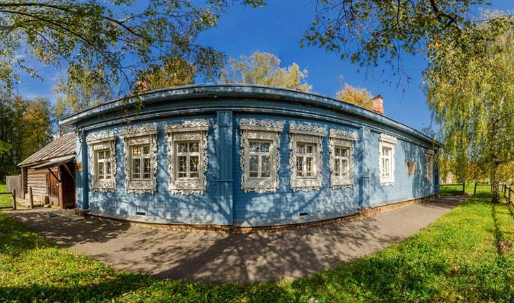 Дом – музей П.Д. Корина