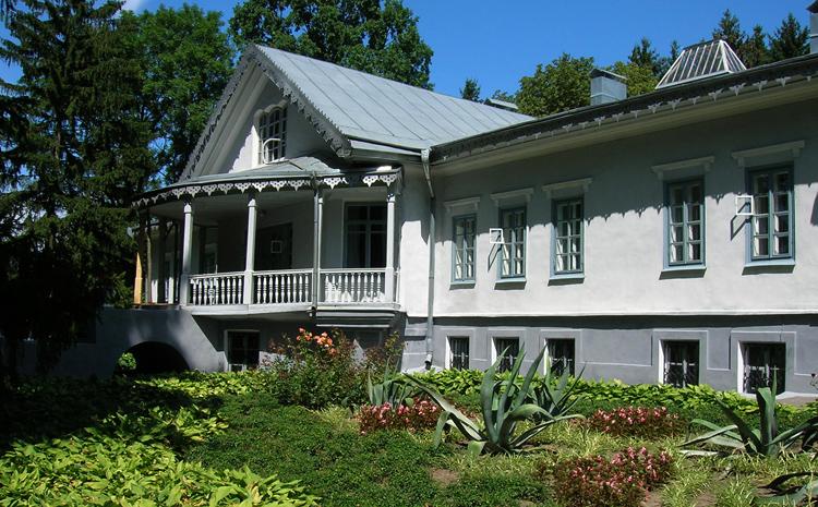 Музей- усадьба Н.И Пирогова