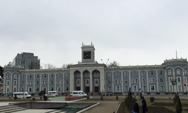 Национальный музей имени Камолиддина Бехзода