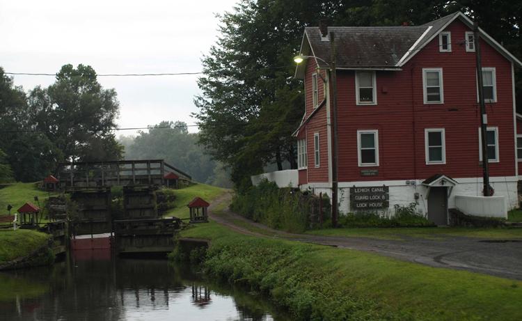 Музей National Canal