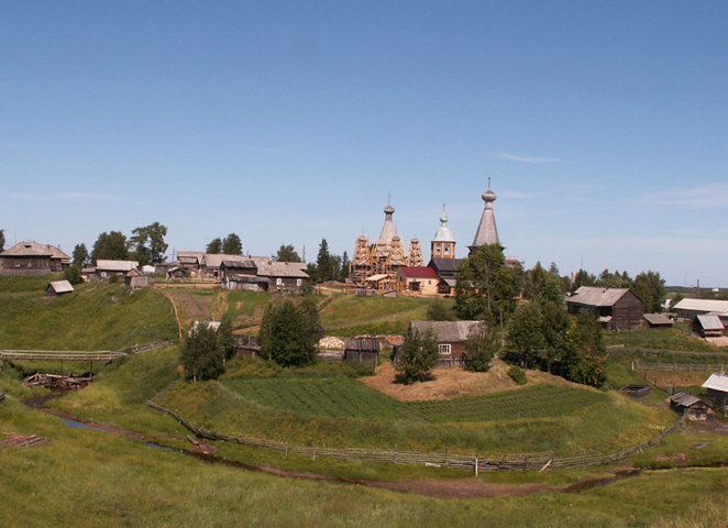Ненокский комплекс храмов