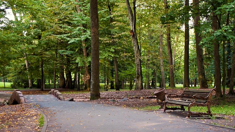 Парк Антония