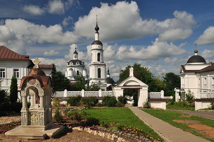 Никольский Черноостровский монастырь