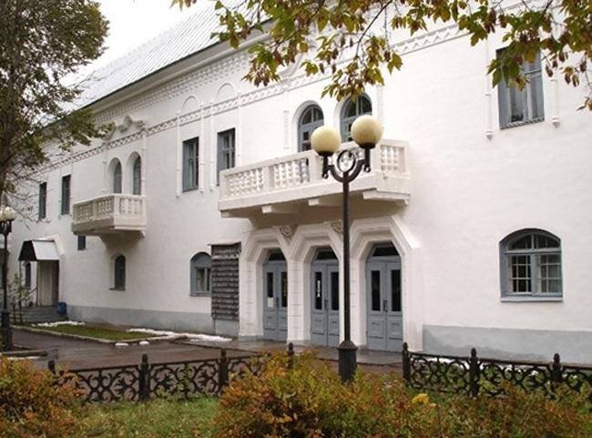 Новомосковский драматический театр им. В.М. Качалина