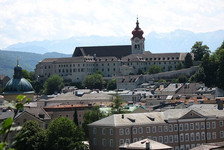 Монастырь Ноннберг