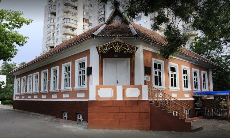 Музей штаба кавалерийской бригады Г.И. Котовского