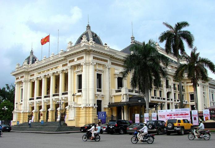 Оперный театр Ханоя