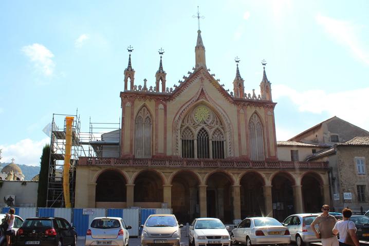 Монастырь Нотр Дам де Симие