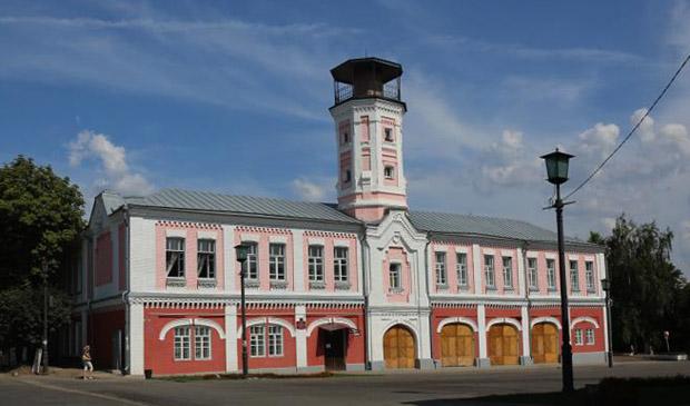 Острогожский историко-художественный музей имени И.Н. Крамского
