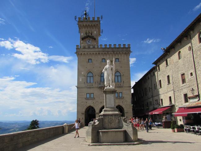 Ратуша Сан-Марино