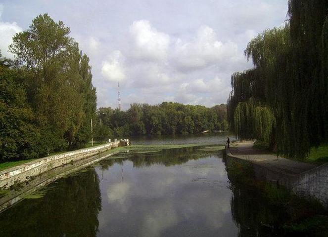 Парк имени Чекмана